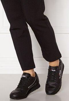 FILA Orbit Low Shoes 12V Black/Black Bubbleroom.fi