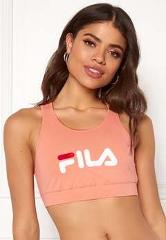 FILA Other Crop Top Salmon Bubbleroom.fi