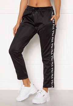 FILA Padma Cropped Pants 002 black Bubbleroom.fi