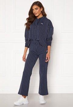 FILA Sanne Cropped Pants 170 Black Iris Bubbleroom.fi