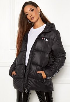 FILA Shigemi Padded Jacket 002 black Bubbleroom.fi