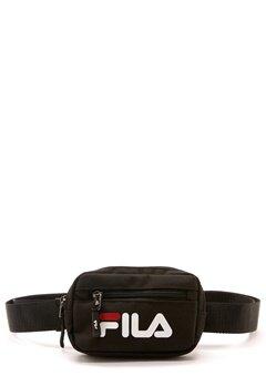 FILA Sporty Belt Bag 002 Black Bubbleroom.fi