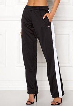 FILA Victoria Buttoned Pants Black Bubbleroom.fi