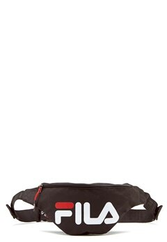 FILA Waist Bag Slim 002 Black Bubbleroom.fi