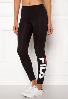 FILA Flex 2.0 Leggings 002 Black Bubbleroom.fi