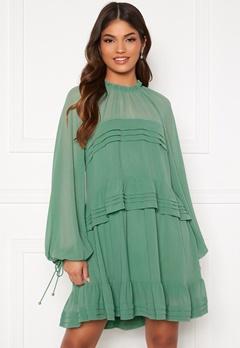 FOREVER NEW Inez Tiered Mini Dress Mint Bubbleroom.fi