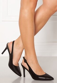 Francesco Milano Eco Pelle Pumps Nero Bubbleroom.fi