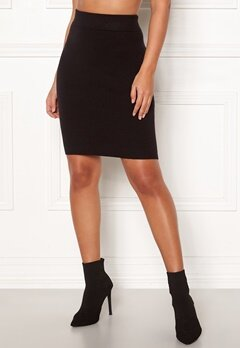 VERO MODA Fresno Pencil Skirt Black Bubbleroom.fi