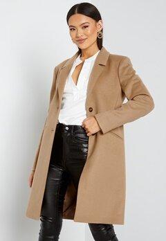 GANT Classic Tailored Coat 248 Dark Khaki bubbleroom.fi