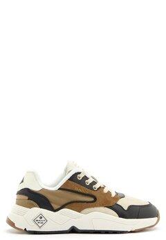 GANT Nicewill Sneaker Beige/Black Bubbleroom.fi