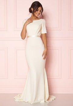 Zetterberg Couture Gavi Dress Light Creme bubbleroom.fi