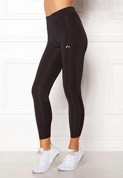 ONLY PLAY Gerbera Yoga 7/8 Tights Black Bubbleroom.fi