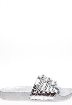 Glossy Sandaler, Fia Silver Bubbleroom.fi
