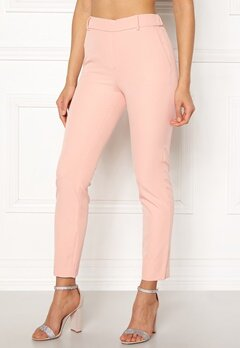 ONLY Glowing Mid Ankle Pant Cameo Rose Bubbleroom.fi