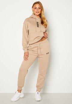 Guess Alisha Long Pants Gold Beige bubbleroom.fi