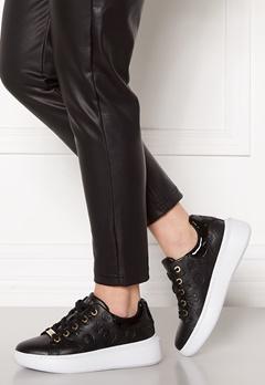 Guess Bradley Sneakers Black Bubbleroom.fi