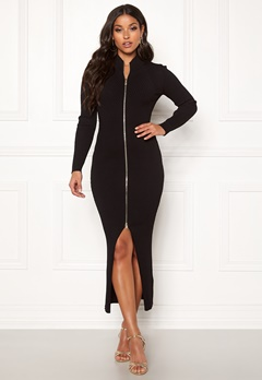 Guess Brigida Dress Noir de Jais Bubbleroom.fi