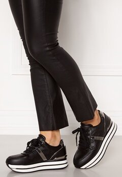 Guess Dafnee Sneakers Black Bubbleroom.fi