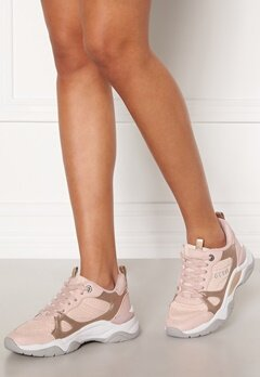 Guess Flaus Sneakers Pink Bubbleroom.fi