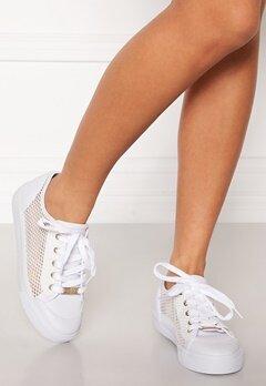 Guess Gitney 4 Sneakers White Bubbleroom.fi