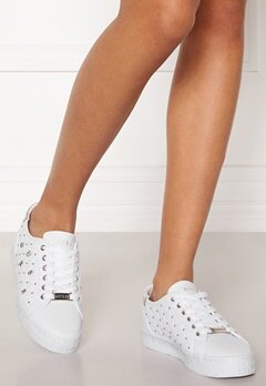 Guess Gladiss Sneakers White Bubbleroom.fi