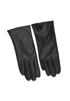 Guess Gloves Black Bubbleroom.fi