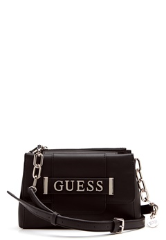 Guess Kerrigan Crossbody Black Bubbleroom.fi