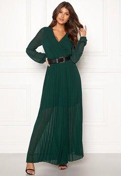 Guess Maya Dress Nocturnal Green Bubbleroom.fi