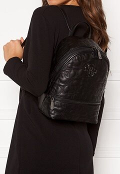 Guess New Wave Backpack Black Bubbleroom.fi