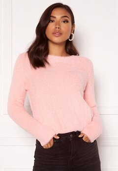 Guess Rosmary RN Sweater G6R4 Blush Cotton Bubbleroom.fi