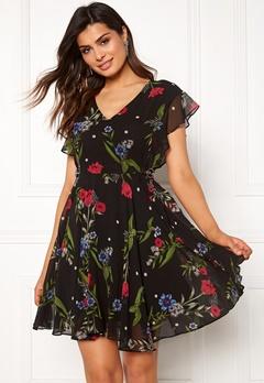 Guess Vera Dress Casual Dots And Flow Bubbleroom.fi