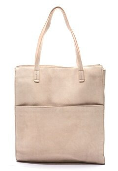 Pieces Gwen Suede Shopper Rose Dust Bubbleroom.fi