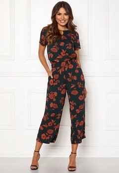 Happy Holly Addy wide pants Patterned Bubbleroom.fi