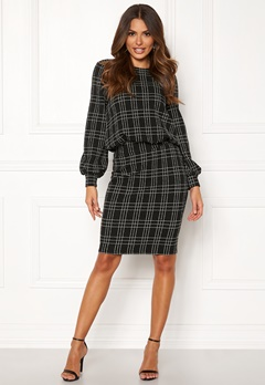 Happy Holly Alexandra skirt Checked Bubbleroom.fi