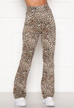 Happy Holly Ally jazz pants Leopard Bubbleroom.fi