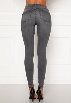 Happy Holly Amy push up jeans Grey Bubbleroom.fi