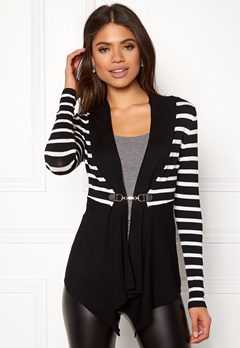 Happy Holly Beatrice cardigan Striped Bubbleroom.fi