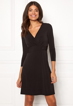 Happy Holly Becca dress Black Bubbleroom.fi