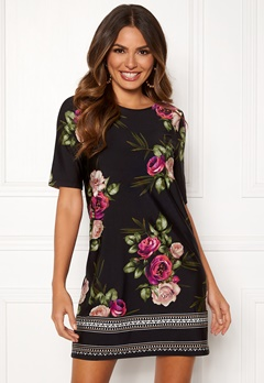 Happy Holly Blenda dress Patterned Bubbleroom.fi