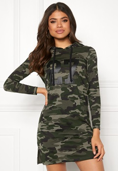 Happy Holly Camila hood Camouflage Bubbleroom.fi