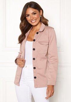 Happy Holly Cindy jacket Dusty pink Bubbleroom.fi