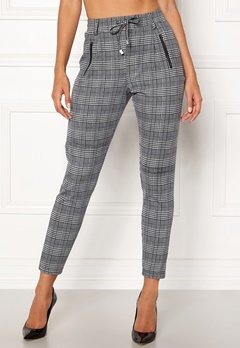 Happy Holly Cleo Trousers Checked Bubbleroom.fi