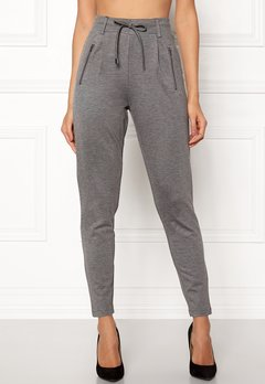 Happy Holly Cleo Trousers Grey Bubbleroom.fi