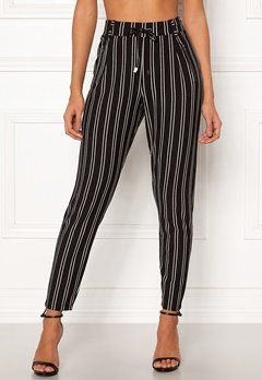 Happy Holly Cleo Trousers Striped Bubbleroom.fi