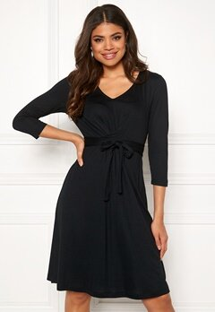 Happy Holly Colette dress Dark grey Bubbleroom.fi