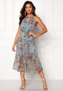 Happy Holly Debby dress Blue / Patterned Bubbleroom.fi