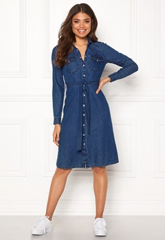 Happy Holly Doris denim dress  Bubbleroom.fi