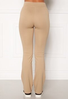 Happy Holly Elora trousers Beige Bubbleroom.fi
