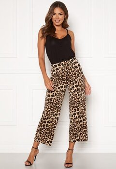 Happy Holly Embla pants Leopard Bubbleroom.fi