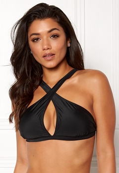 Happy Holly Emma bikini bra Black Bubbleroom.fi